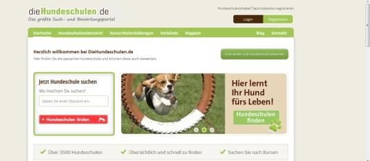 www.diehundeschulen.de