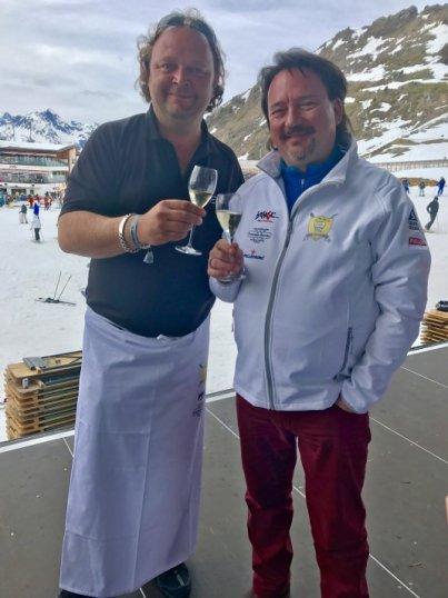 Thomas Stupica und Kolja Kleeberg
